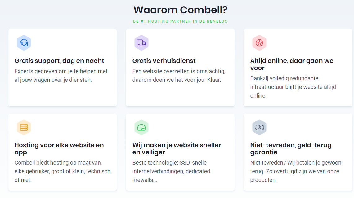 combell review 2019